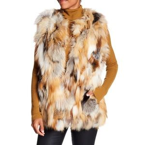 Jackets & Blazers - 🆕Romeo & Juliet Couture Faux Fur Soft Vest
